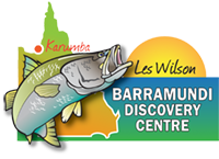 Les Wilson Barramundi Interpretive Centre at Kurrumba